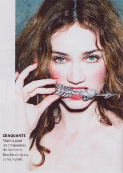 Figaro Madame-Marine Delterme