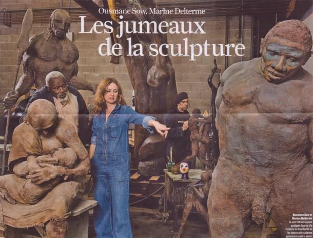 Figaro Magazine Marine Delterme